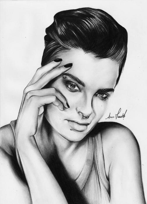 Bill Kaulitz by artfreakpt